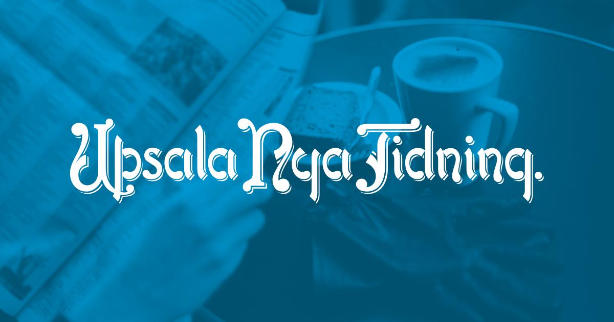 Boende såg tjuv på stege – Upsala Nya Tidning